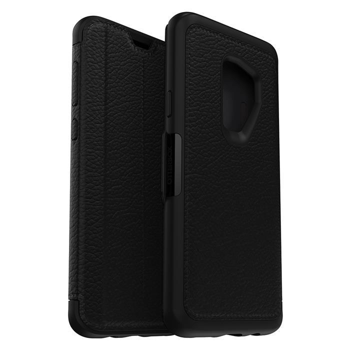Sale Otterbox Symmetry Leather Folio For Samsung Galaxy S9 Plus Singapore Cheap