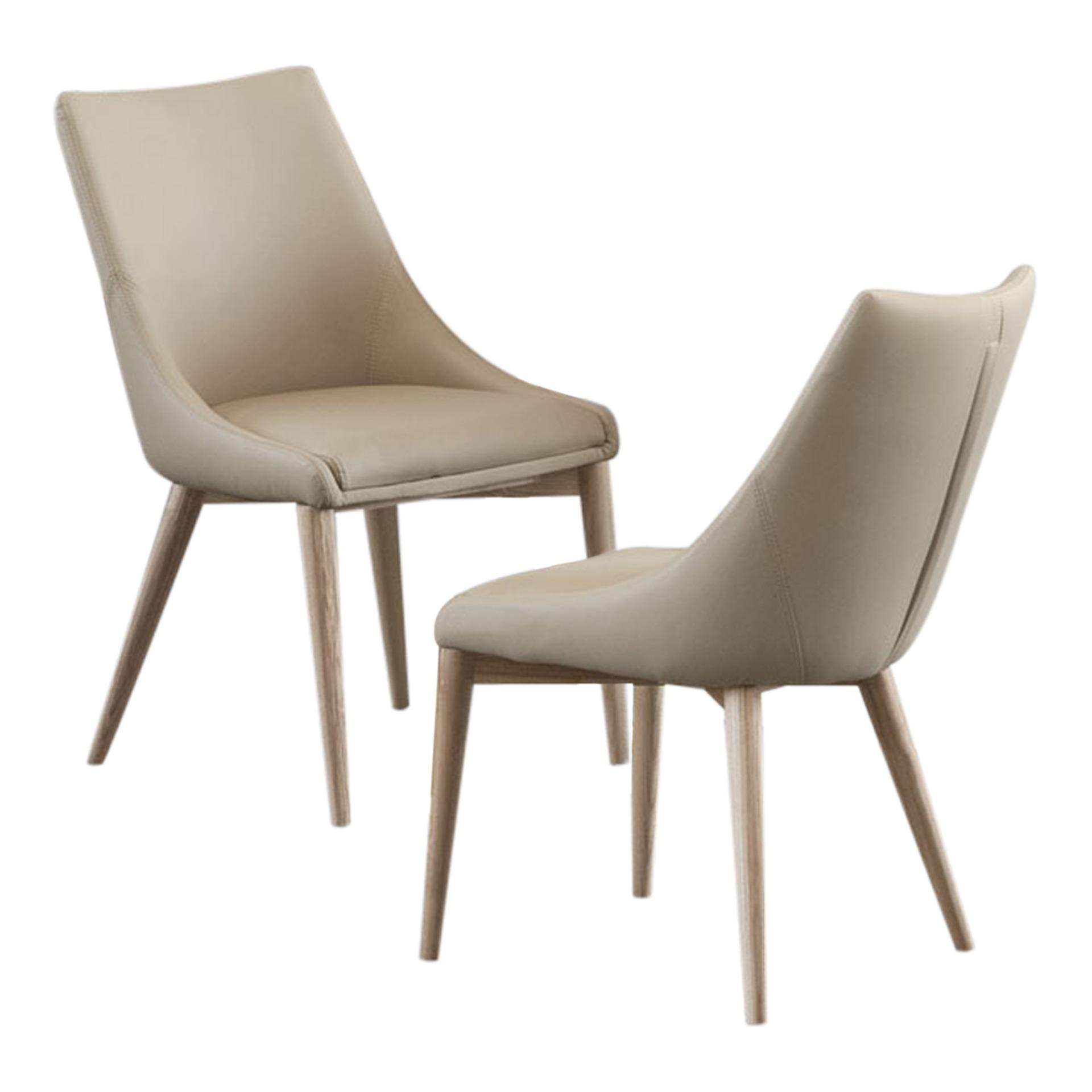 Sara Dining Chairs_Set of 2 (FREE DELIVERY)(FREE ASSEMBLY)