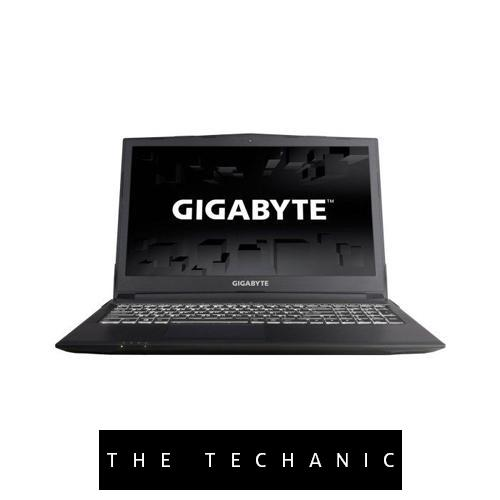 GIGABYTE SABRE 15-K8 GAMING LAPTOP