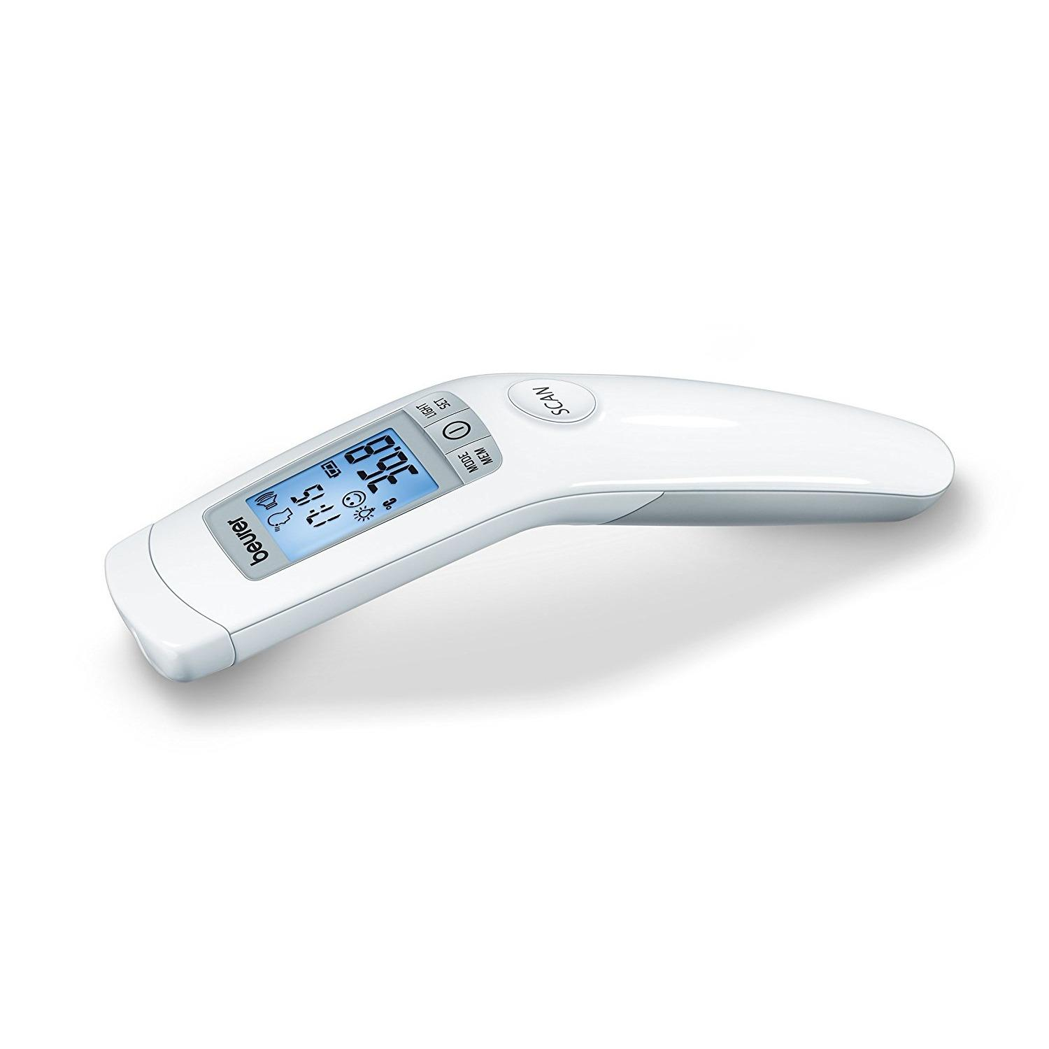 Top Rated Beurer Non Contact Clinical Thermometer Ft 90