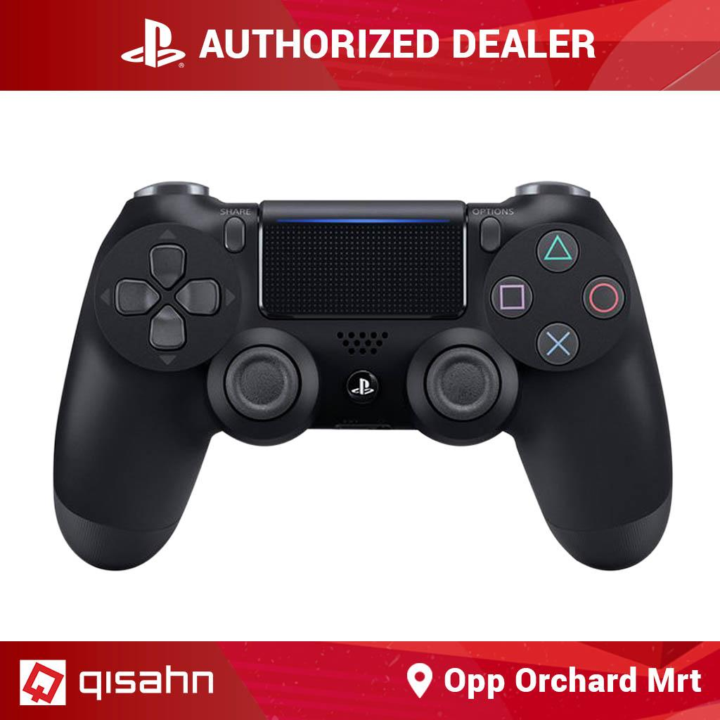 (ps4) Playstation 4 Dualshock 4 Controller By Qisahn.com.