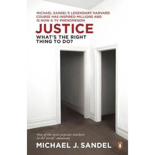 Justice : Whats the Right Thing to Do?