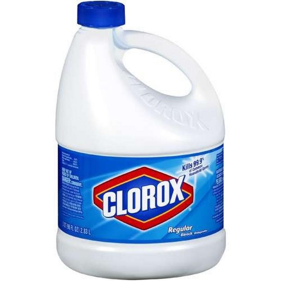 Clorox Concentrated Bleach 4 Litre By Rwprince.