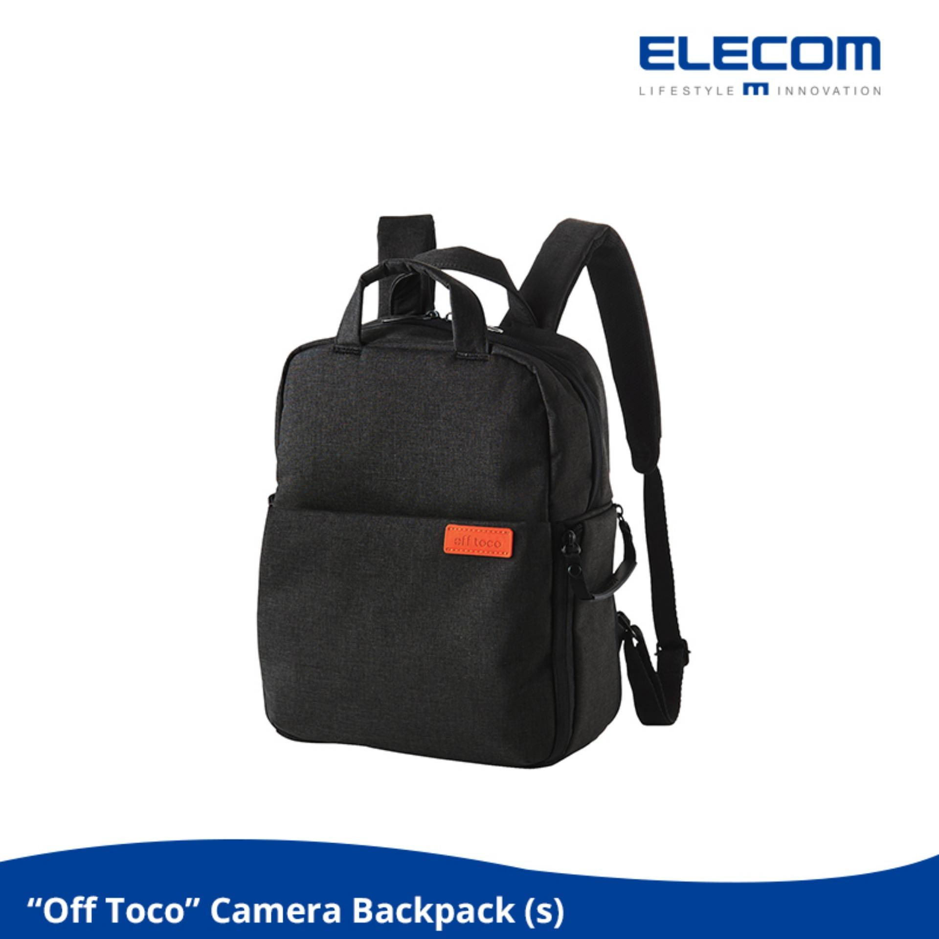 Price Elecom Off Toco 2 Style Camera Backpack S Size Travel Kids Bag Sch**l Bag Water Resistance Dslr Photography Video Nikon Sony Canon Singapore