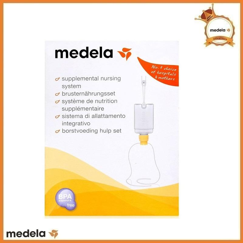 List Price Medela Supplemental Nursing System Set Medela