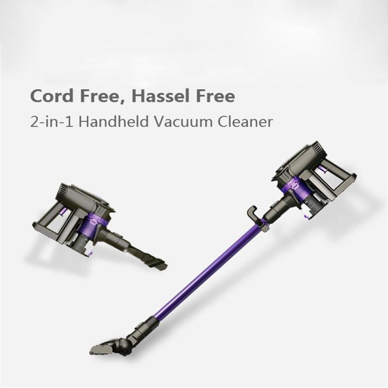 Original Dibea F6 2-in-1 Cordless Vacuum Cleaner Upright Stick and Handy Vacuum Carpet Cleaning Machine Singapore