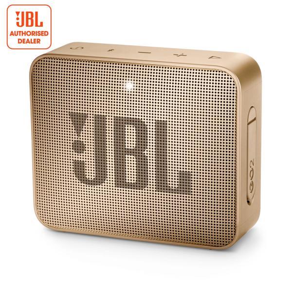 JBL Go 2 Portable Bluetooth® Speaker Singapore