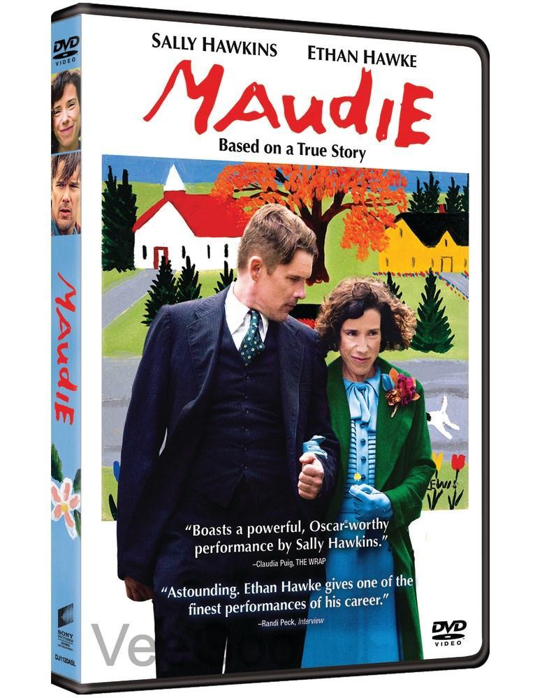 MAUDIE DVD (PG13/C3)