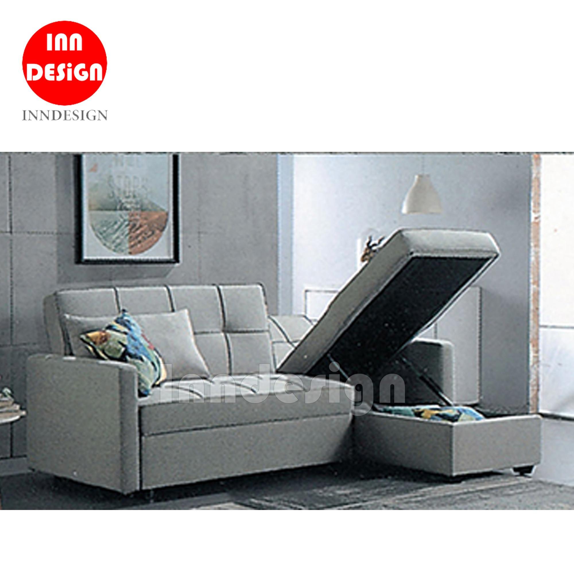 Elson Multi-Purpose Sofa / Sofa Bed / Sofa Storage