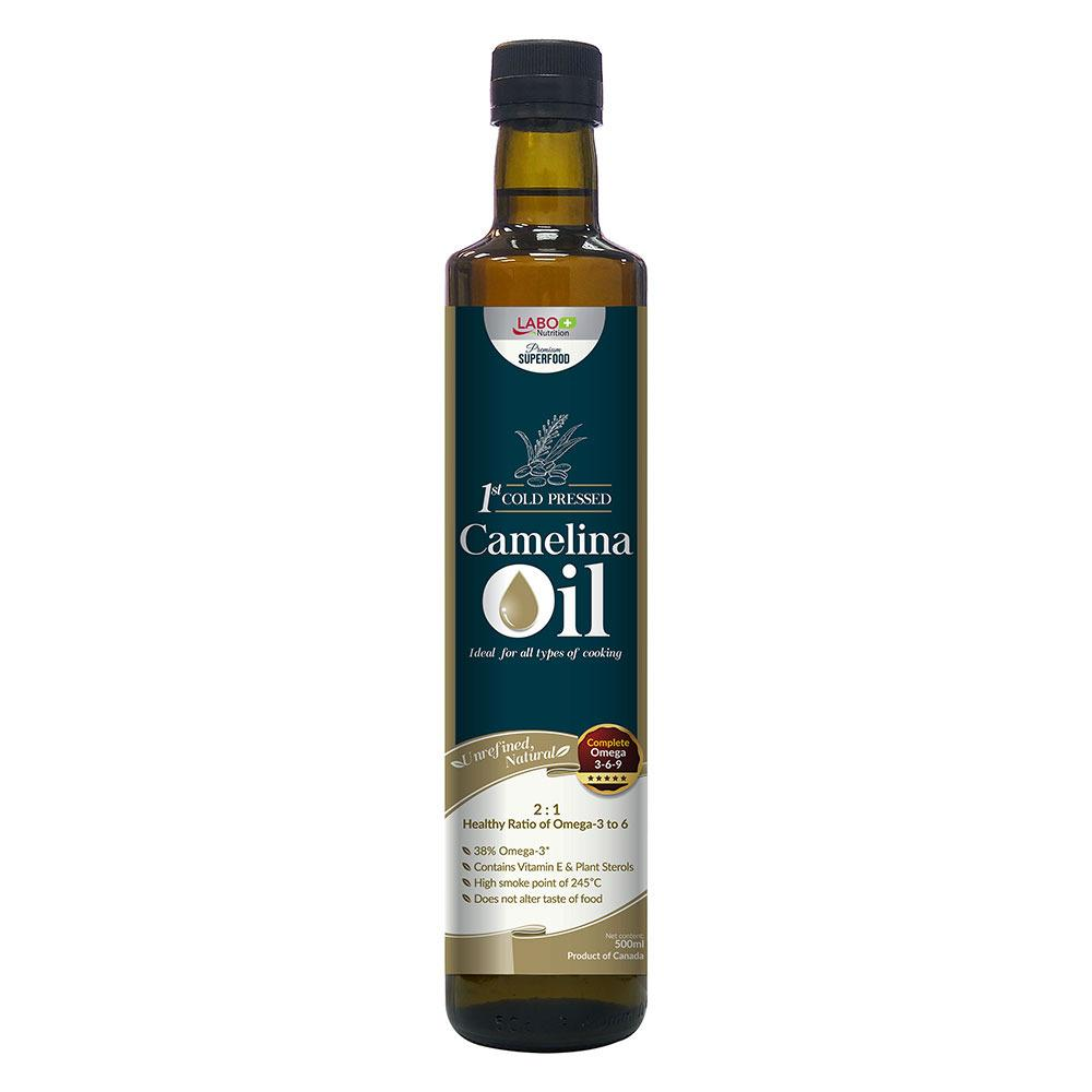List Price Labo Camelina Oil Labo Nutrition