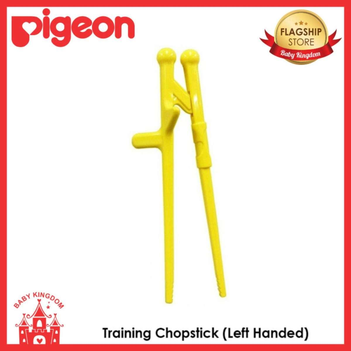 Pigeon Training Chopstick (left Handed) By Baby Kingdom.