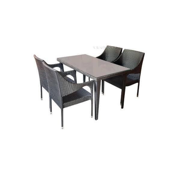 BFG Furniture Mitella 5 Piece Dining Set