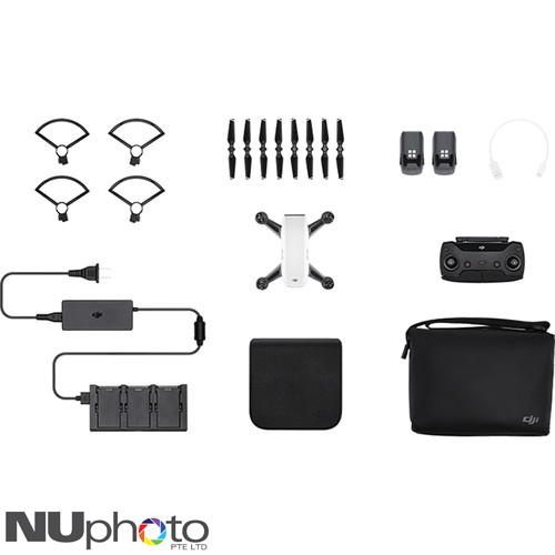 Price Comparisons For Dji Spark Fly More Combo Alpine White
