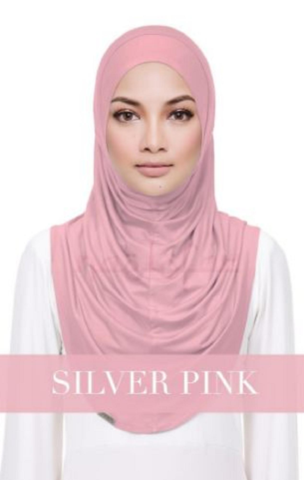 Sophia* Naelofar Hijab Inspired* Premium Cotton Lycra* Instant *cooling* Stretchable By Cantik Butterfly.