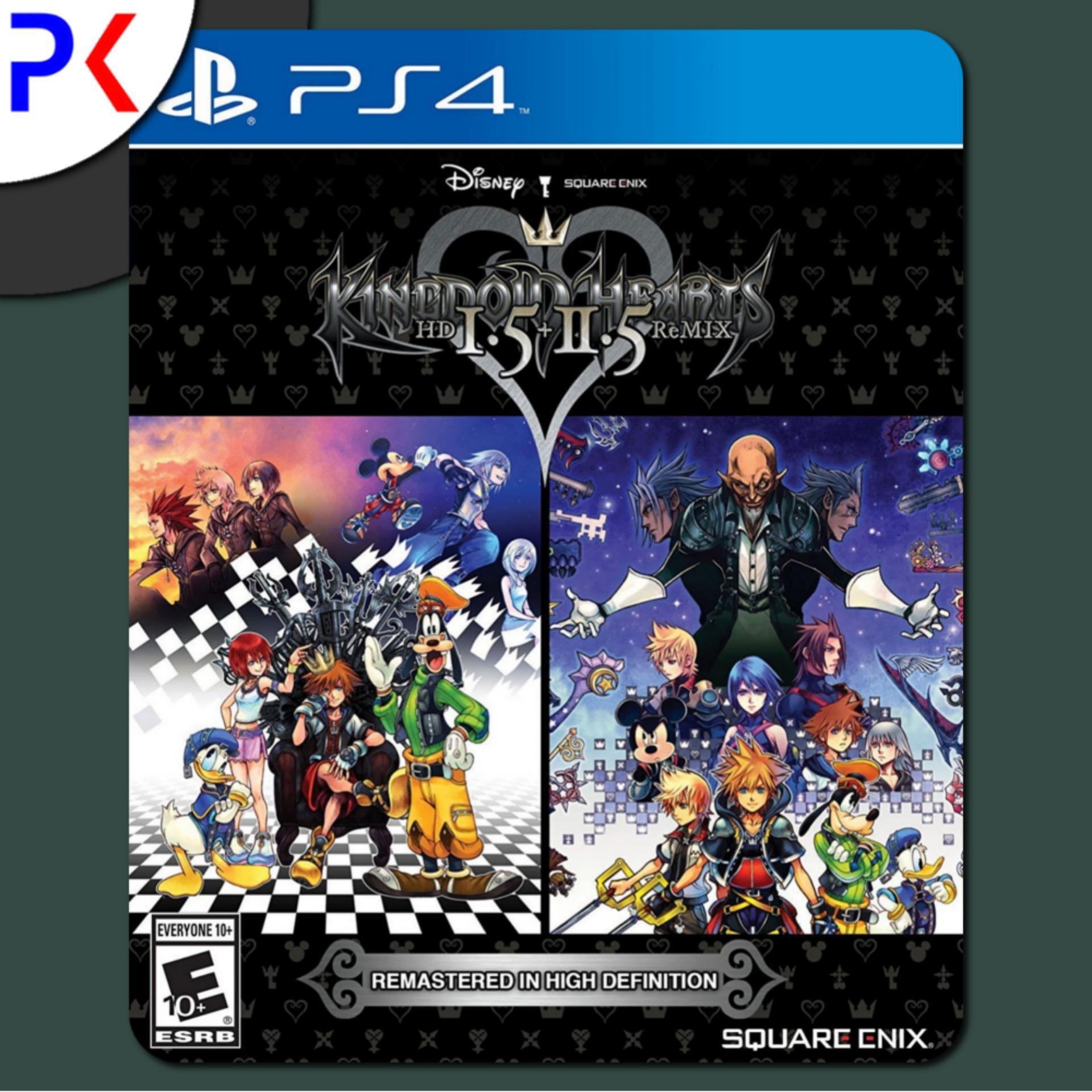 Buy Online Psp Games Best Sellers Lazada Kaset Bd Game Ps4 Dirt Rally Reg 2 Kingdom Hearts Hd I5 Ii5 Remix R1