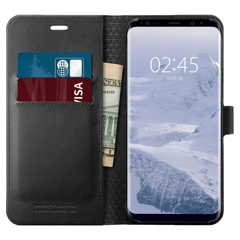 Spigen Galaxy S9 Case Wallet S On Line