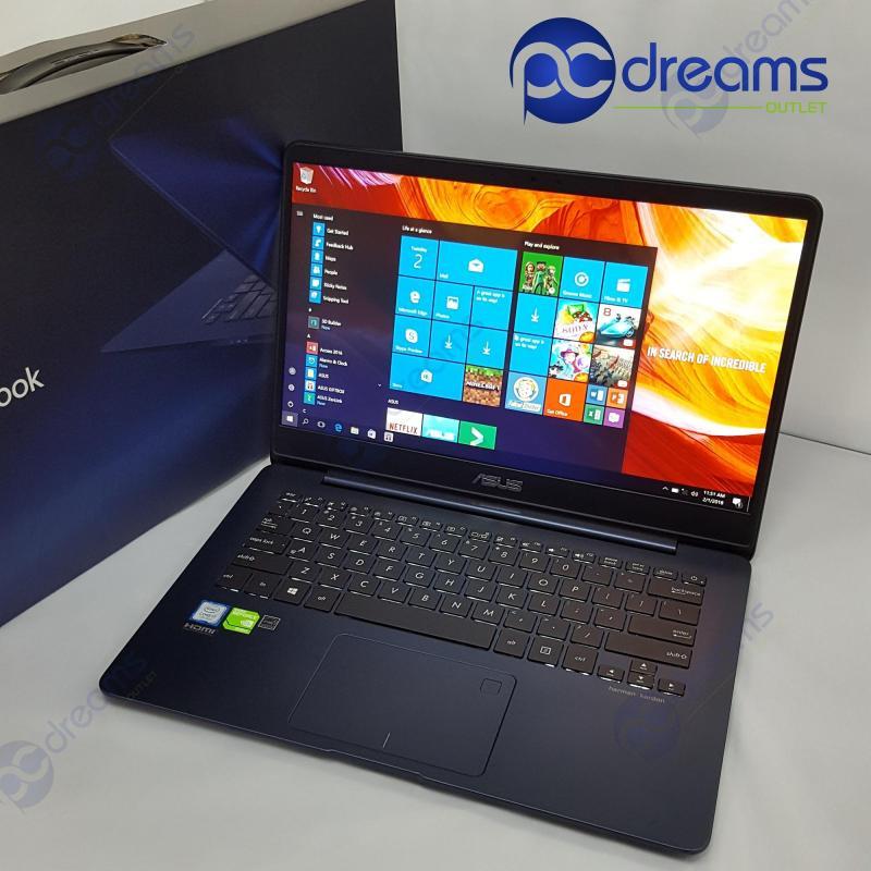 COMEX 2018! ASUS ZENBOOK UX430UN-GV027T i7-8550U/16GB/512GB SSD [Premium Refreshed]