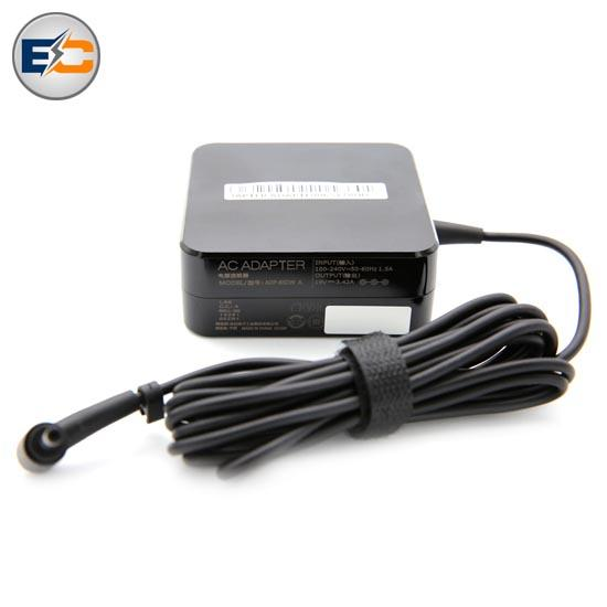 Original ASUS 19V 3.42A 65W Laptop Charger AC Adapter Power Cord for X55C-SI3...