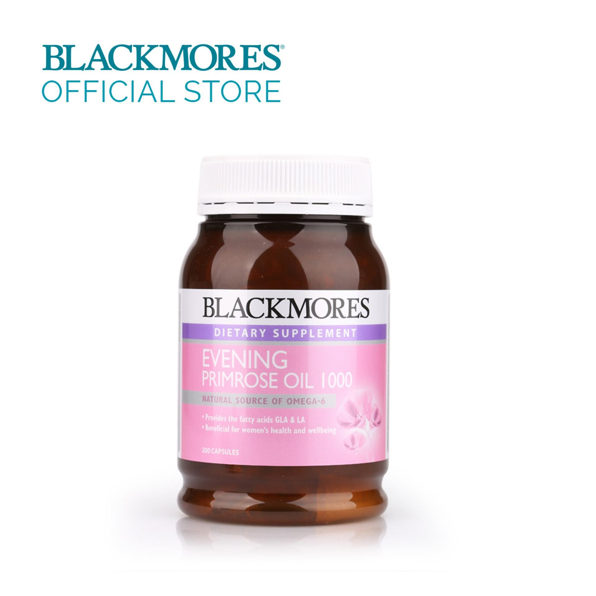 Blackmores Evening Primrose Oil 1000mg 200caps By Blackmores Official Store.