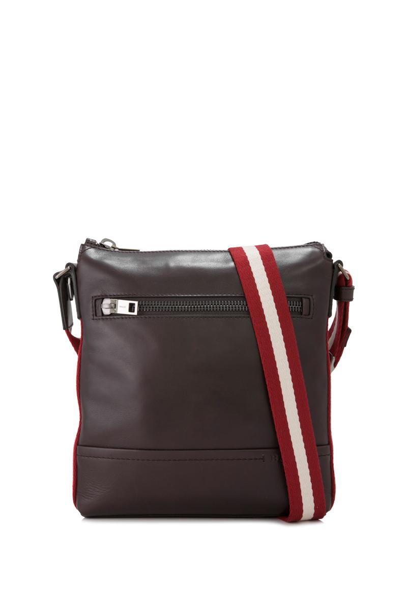 895d1ffd57 Singapore. Bally Trezzini Crossbody Bag (Chocolate)