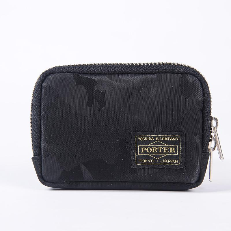 6954a972d3 New Products Yoshida Porter Men And Women Clutch YKK Purse Coins Pack Wallet  Card Holder Mini
