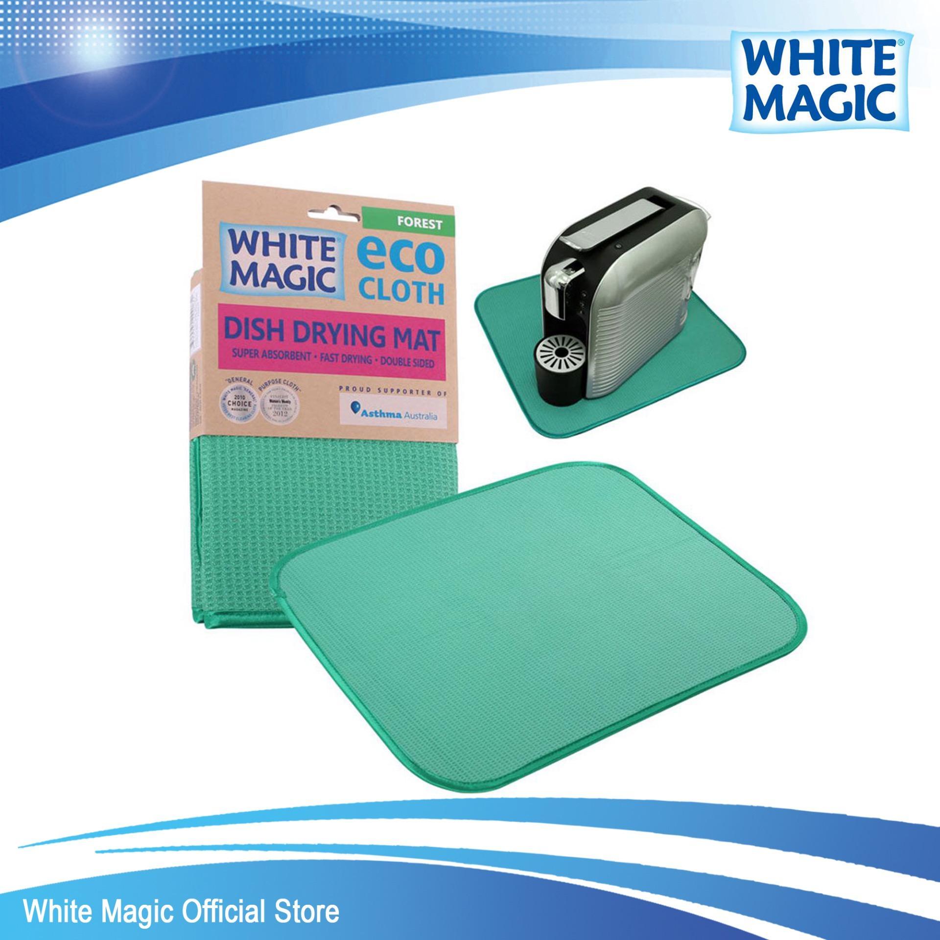 Sale White Magic Dish Drying Mat White Magic Branded