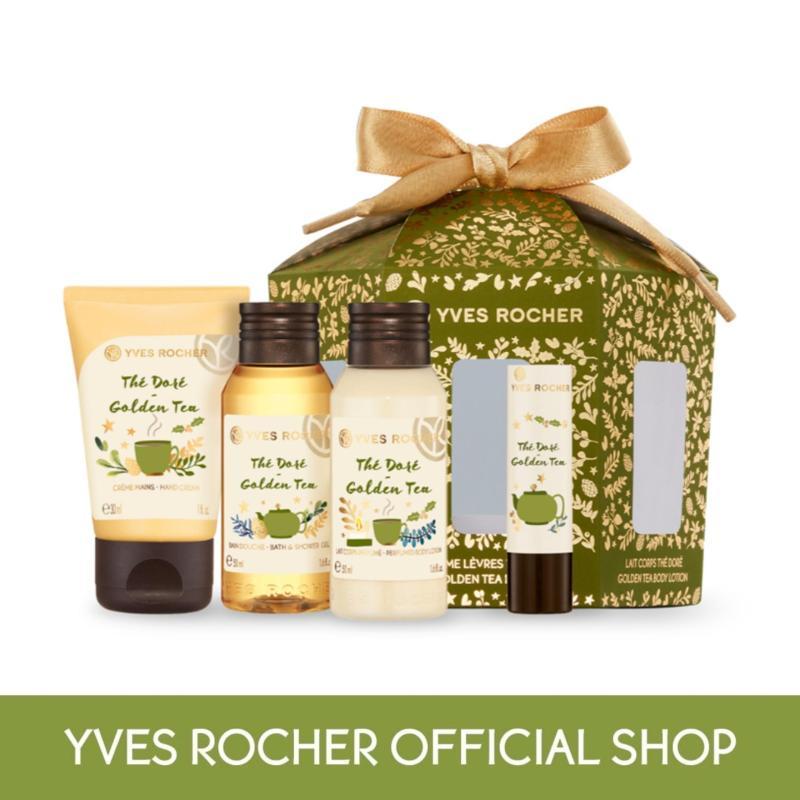Buy Yves Rocher Golden Tea Carousel Mini 4s Singapore