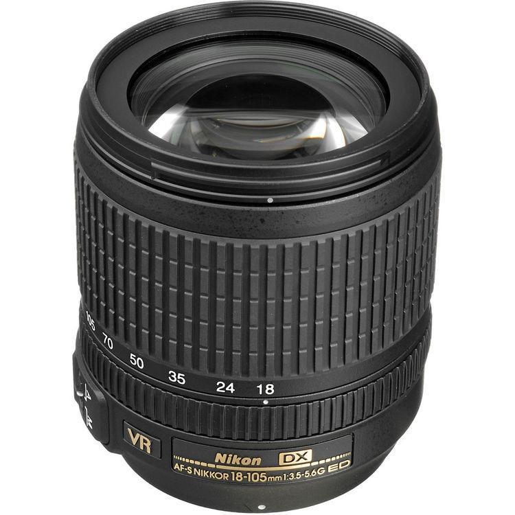 Sale Nikon Af S Dx 18 105Mm F 3 5 5 6G Ed Vr Singapore Cheap