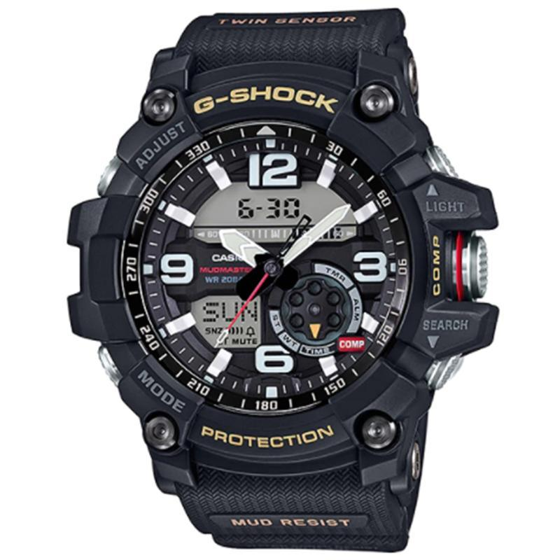 Promo Casio G Shock Gg 1000 1A Mudmaster Master Of G Twin Sensor Sport Watch