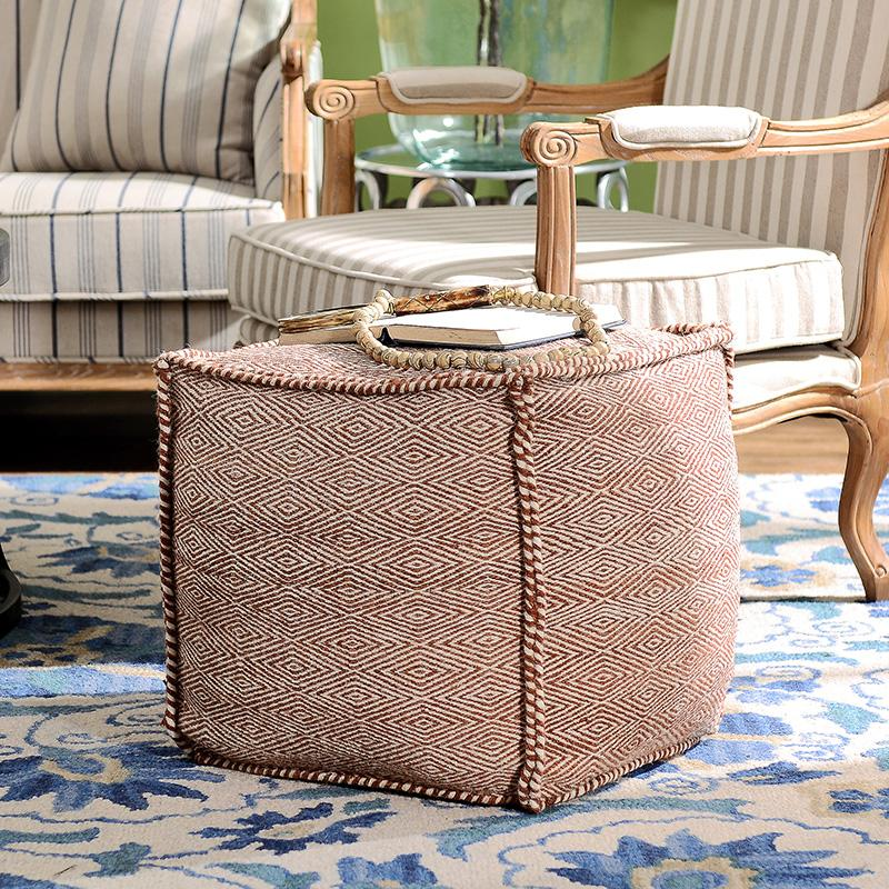 Create for life casual wool living room, bedroom, tuan dian Cushion