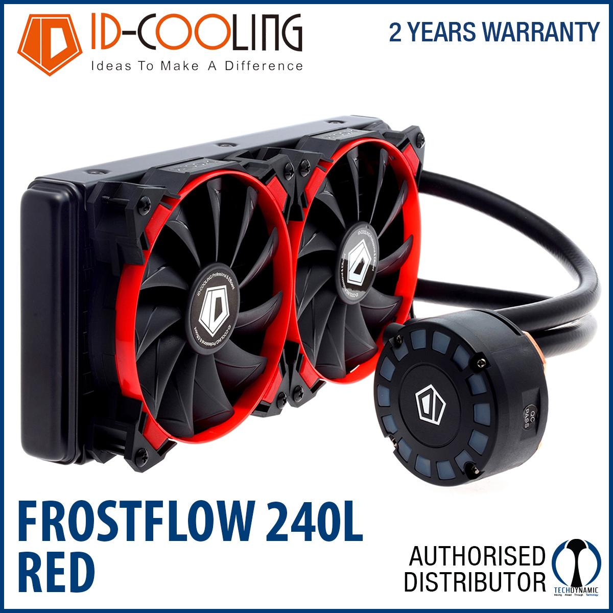 Store Id Cooling Frostflow 240L R Cpu Aio Id Cooling On Singapore