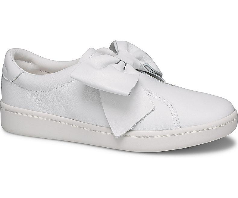 29ef3f52193 Keds Ace Bow Leather Women s Sneakers White (WH59010)