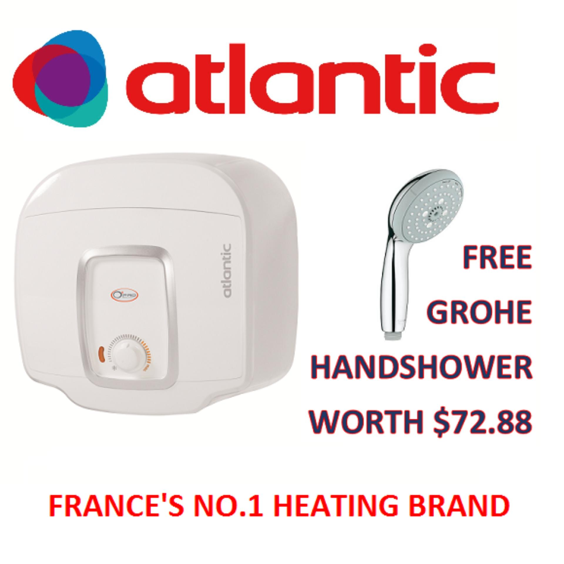 Who Sells The Cheapest Atlantic Swh15Am 15L Storage Tank Heater With Free Grohe Handshower Online