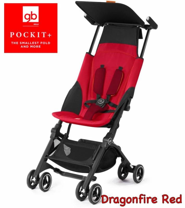 [Local Stock] GB Pockit+ Plus 2017  Reclineable  Cabin APPROVED Singapore