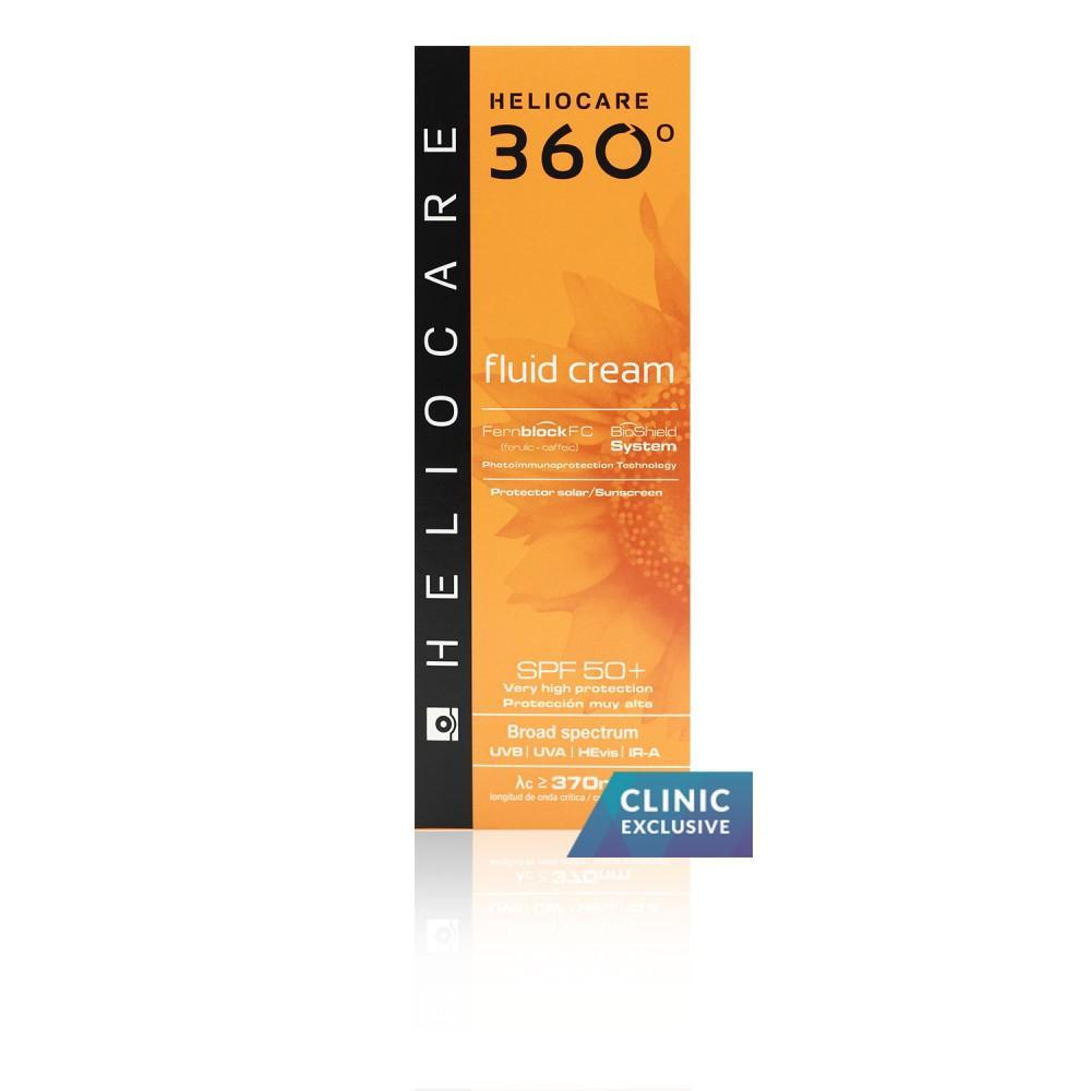 Buy HELIOCARE 360 Fluid Cream SPF50+ 50ml Singapore