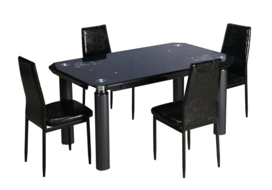 Royce Dining Table Set (1+6)