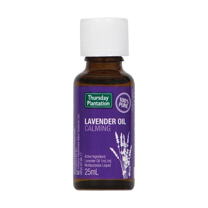 Buy Thursday Plantation 100% Pure Lavender Oil 25mL Singapore