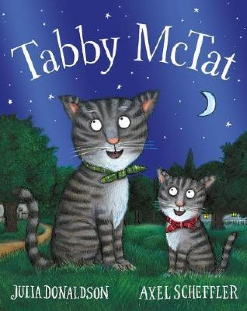 Tabby McTat Tenth Anniversary Edition (Author: Julia Donaldson, ISBN: 9781407186894)