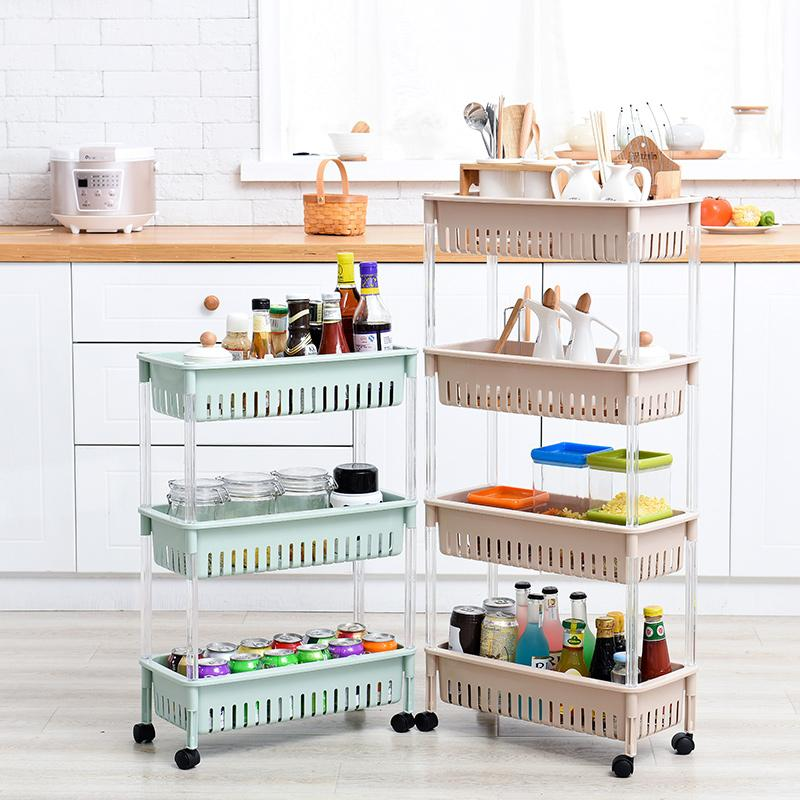 New arrival high quality removable plastic storage shelf