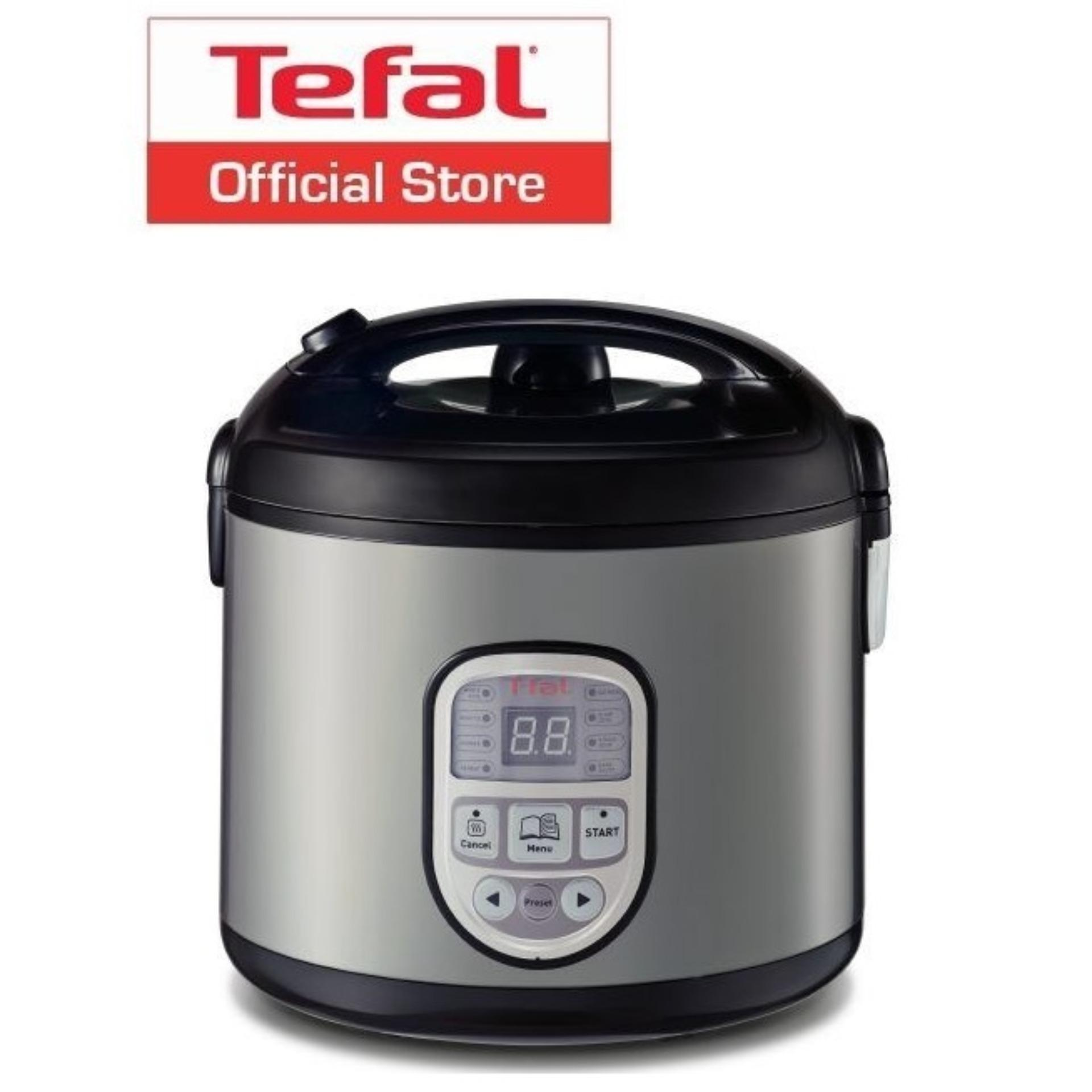 Who Sells The Cheapest Tefal Microcomputerised Rice Cooker 1 8L Rk1068 Online