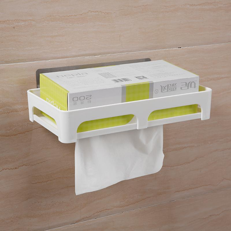 Shuangqing bathroom hanging paper extraction box tissue holders