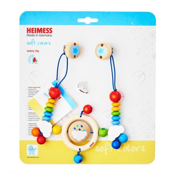 HEIMESS Sun Wooden Pram Chain (Babies ) 0m+ Singapore