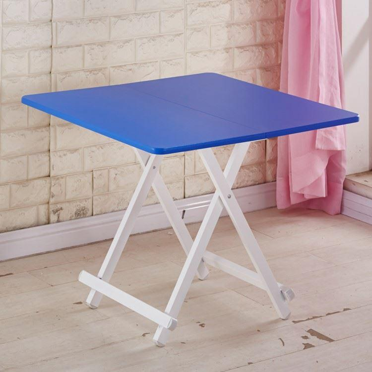 Folding Table Household Table Small Square bian xie zhuo Outdoor Folding zhuo yi zu he yi Small Table