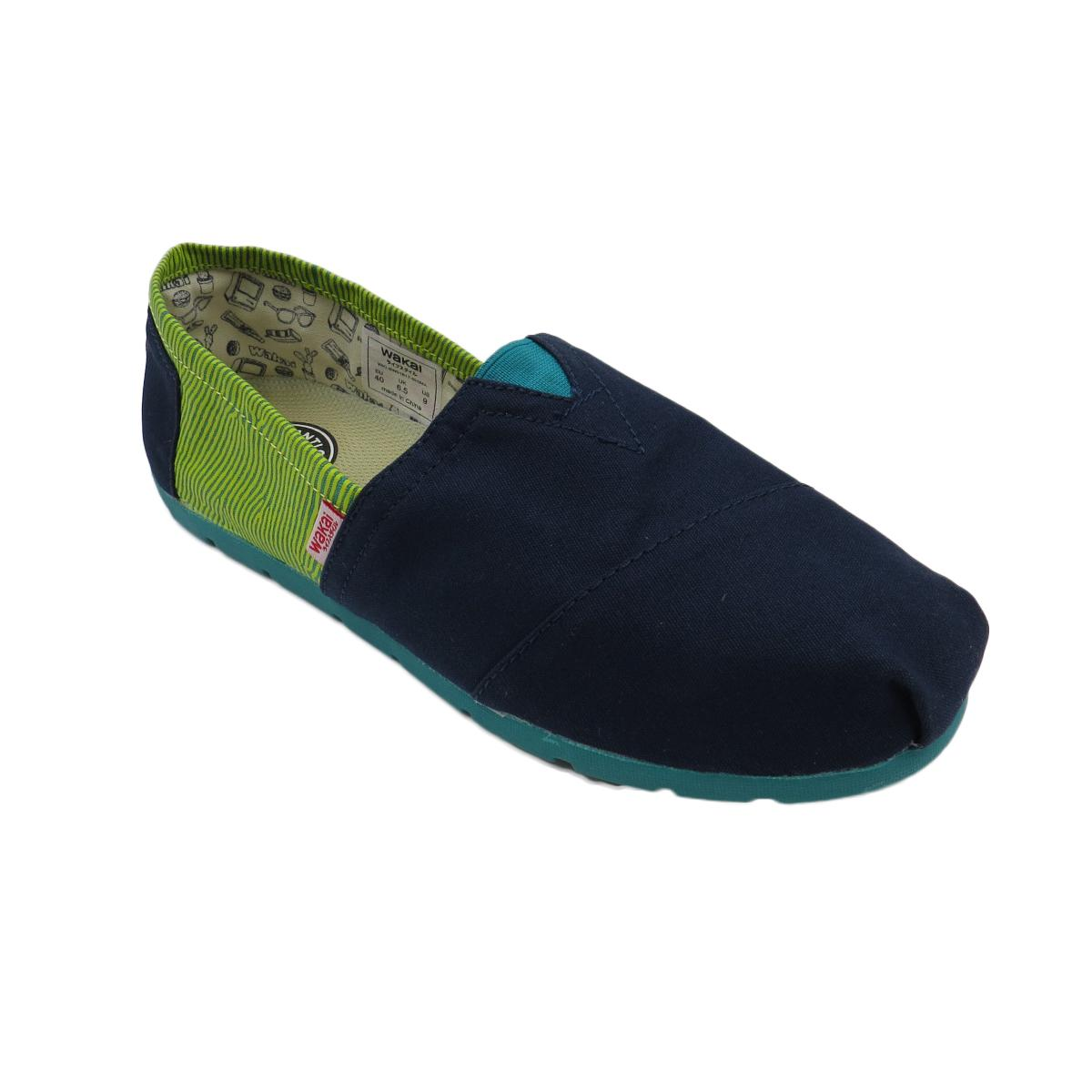 Get Cheap Wakai Shima Women S Slip On Shoes Navy
