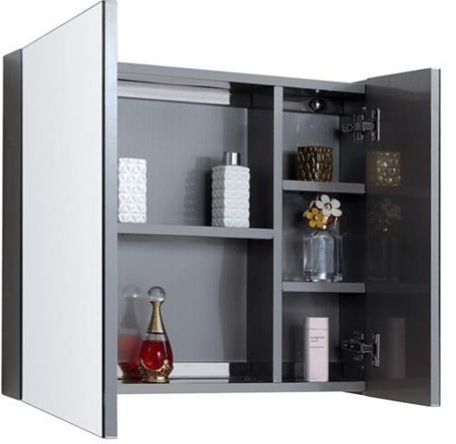 Mirror cabinet stainless steel