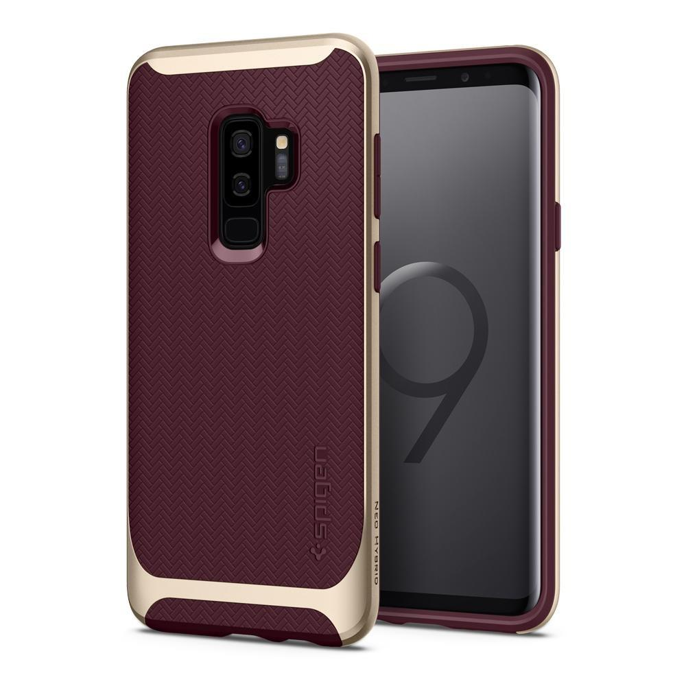 Price Spigen Galaxy S9 Plus Case Neo Hybrid Spigen Singapore