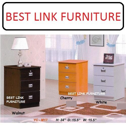 BEST LINK FURNITURE BLF YC-M17 Bed Side Table