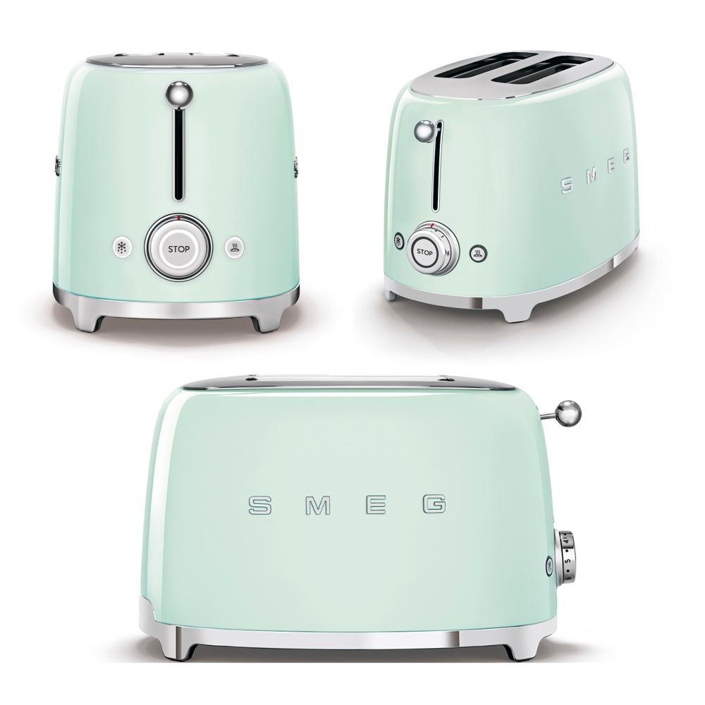 SMEG Toaster GREEN
