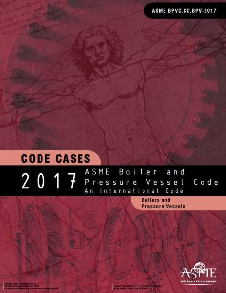 ASME BPVC CC BPV - Code Cases: Boilers and Pressure Vessels Books