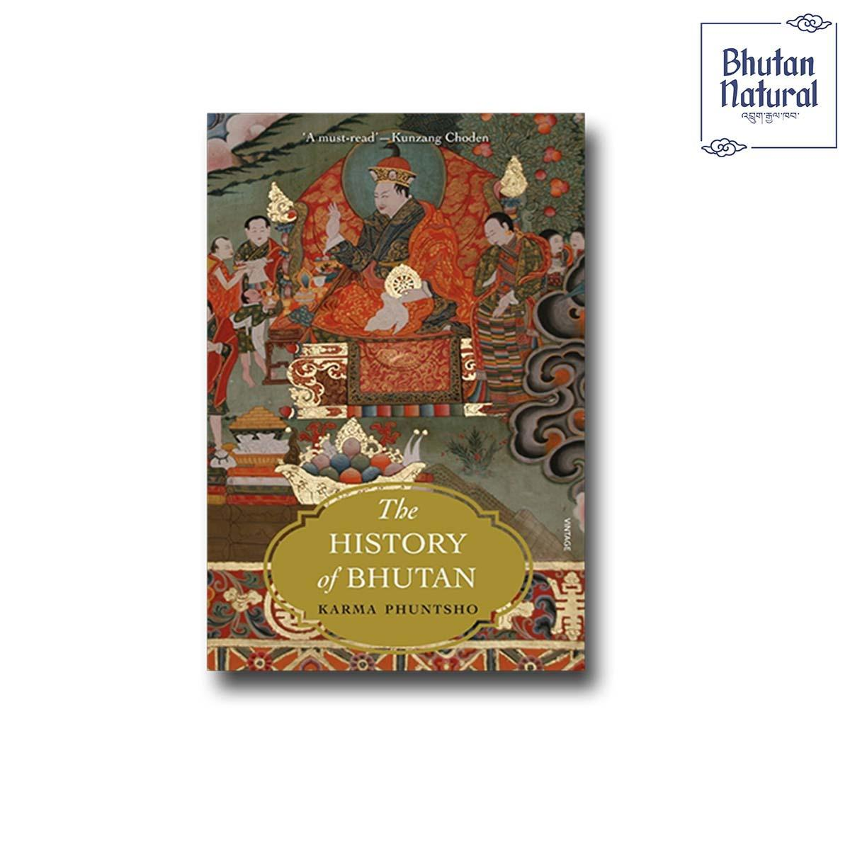 The History of Bhutan Signature Version [Himalaya / Central Asia]
